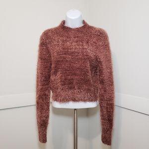 Express Fuzzy Sweater